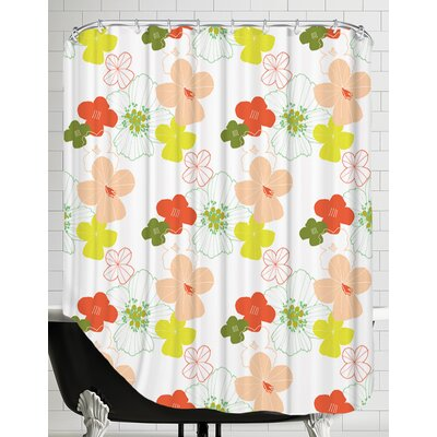 Poppy Beds Shower Curtain