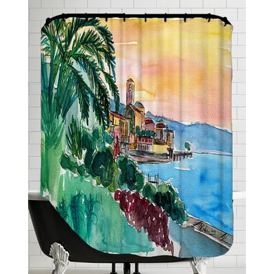 Wonderful Lago Maggiore Italy2 Shower Curtain