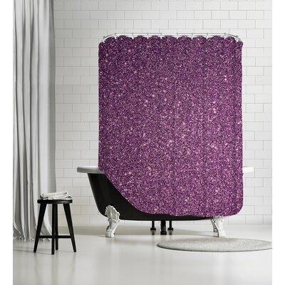 Shiny Shower Curtain