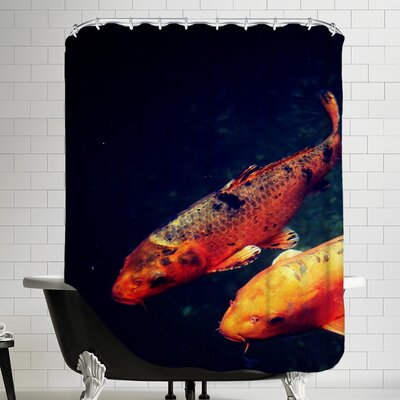 Sealife Underwater Shower Curtain