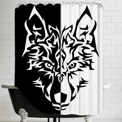 Wolf Animal Wolves Shower Curtain