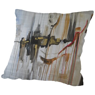 Throw Pillow Size: 16 H x 16 W x 2 D