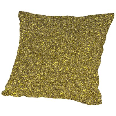 Luxury Throw Pillow Size: 14 H x 14 W x 2 D