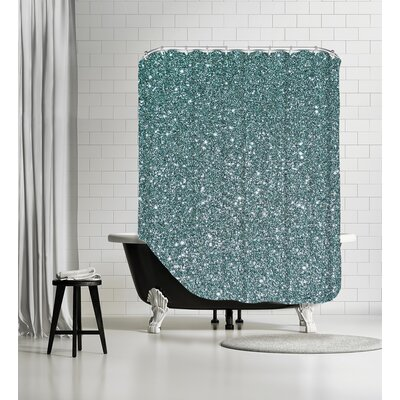 Sparkly hower Curtain