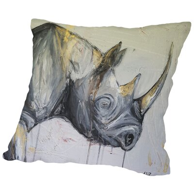 Resilience Throw Pillow Size: 20 H x 20 W x 2 D