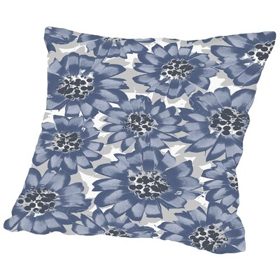 Gazania Throw Pillow Size: 20 H x 20 W x 2 D