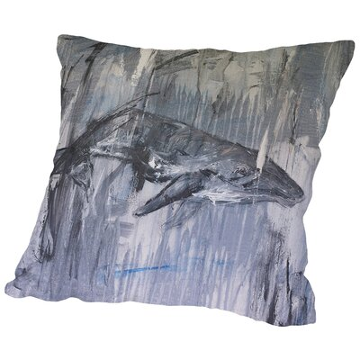 Watchful Eye Throw Pillow Size: 14 H x 14 W x 2 D