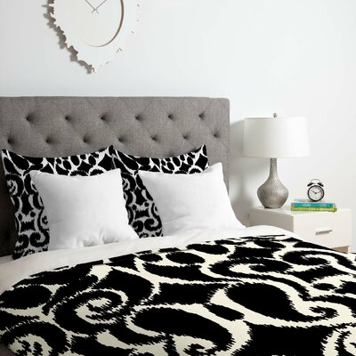 Khristian A Howell Eloise Duvet Cover Set Size: Twin/Twin XL