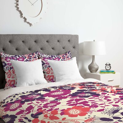 Khristian A Howell Provencal Duvet Cover Set Size: King