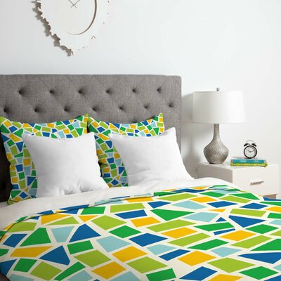 A6 Duvet Cover Set Size: Twin/Twin XL