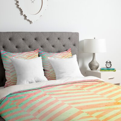 Emanuela Carratoni Duvet Cover Set Size: King