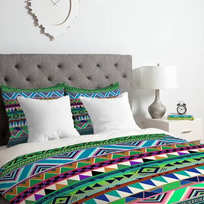 Bianca Esodrevo Duvet Cover Set Size: King