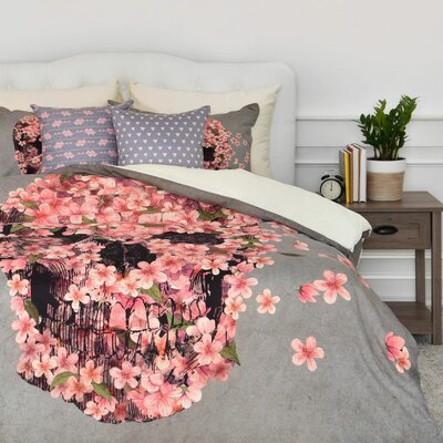 Reincarnate Duvet Cover Set Size: Queen