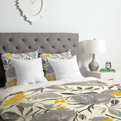 Khristian A Howell Bryant Park 3 Duvet Cover Set Size: Queen