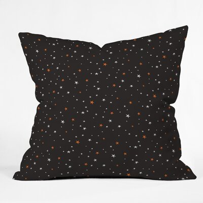 Stars Throw Pillow Size: 26 H x 26 W x 7 D