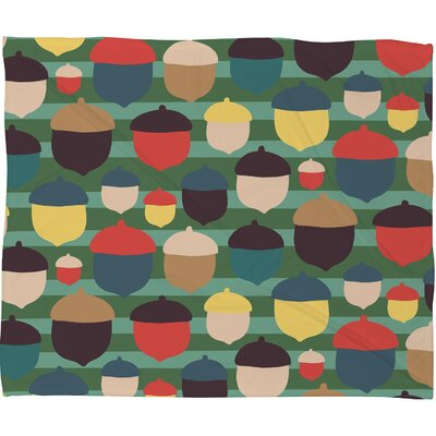 2 Together Throw Blanket