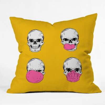 Be Refreshed Chew Throw Pillow Size: 18 H x 18 W x 5 D