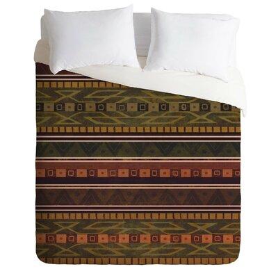 Sierra Navajo Duvet Cover Size: Twin