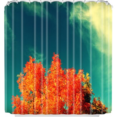 Perfect Fall Shower Curtain