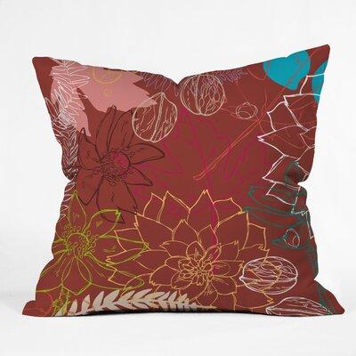 Geronimo Studio Fall Throw Pillow Size: 18 H x 18 W x 5 D
