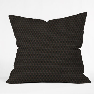 Conor ODonnell Tridiv Throw Pillow Size: 16 H x 16 W x 4 D