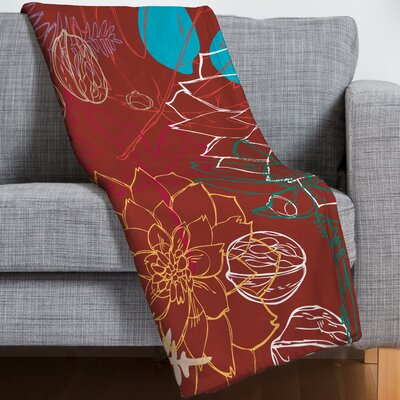 Geronimo Studio Fall Throw Blanket