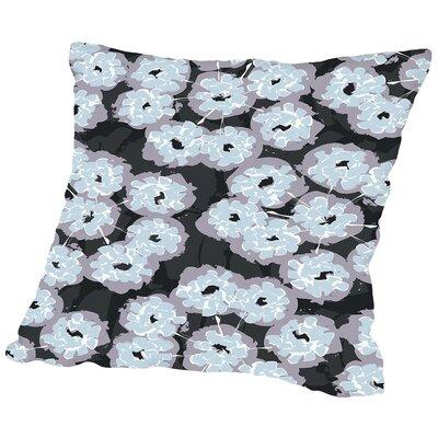 Posey Throw Pillow Size: 14 H x 14 W x 2 D