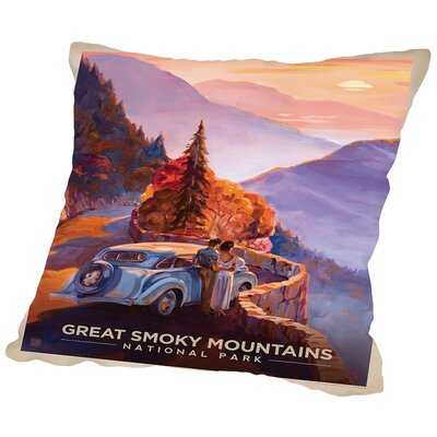 GSM Throw Pillow Size: 18 H x 18 W x 2 D