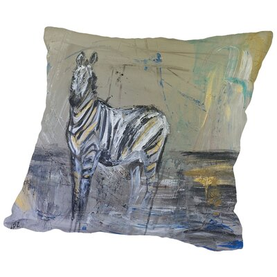 Transient Moment Throw Pillow Size: 18 H x 18 W x 2 D
