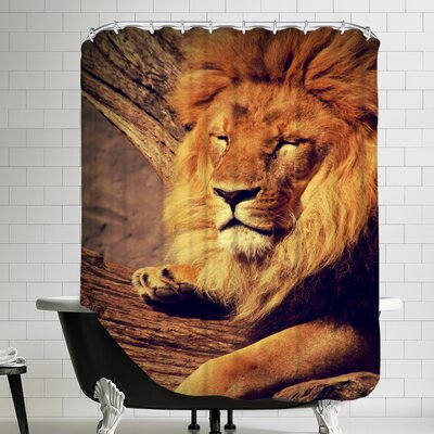 Wildlife Animal Africa Shower Curtain