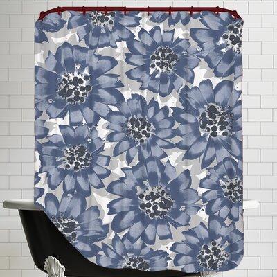 Gazania Shower Curtain