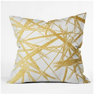 Banta Throw Pillow Size: 16 H x 16 W x 4 D