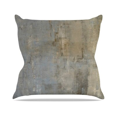 Overlooked by CarolLynn Tice Throw Pillow Size: 16 H x 16 W x 3 D