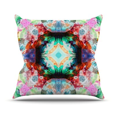 Achat II by Danii Pollehn Throw Pillow Size: 26 H x 26 W x 5 D