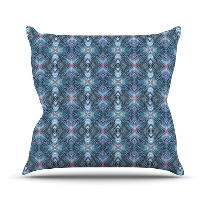Native Pattern by Danii Pollehn Throw Pillow Size: 18 H x 18 W x 3 D