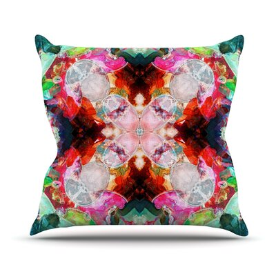 Achat I by Danii Pollehn Throw Pillow Size: 26 H x 26 W x 5 D