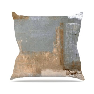Gifted II by CarolLynn Tice Throw Pillow Size: 16 H x 16 W x 3 D