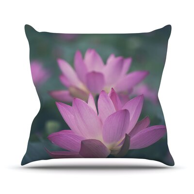 Hope for Tomorrow by Catherine McDonald Throw Pillow Size: 18 H x 18 W x 3 D