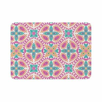 Boho by Candice Singh Memory Foam Bath Mat Color: Multi