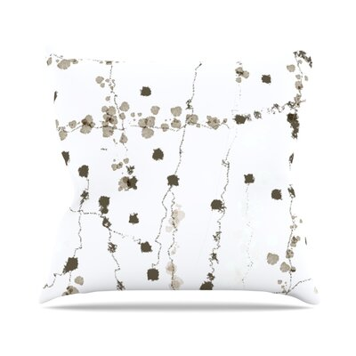 Wonder by CarolLynn Tice Throw Pillow Size: 16 H x 16 W x 3 D