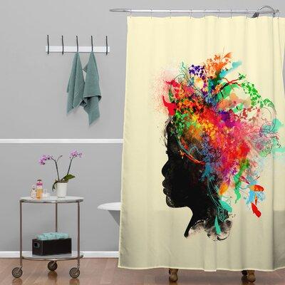 Wildchild Shower Curtain