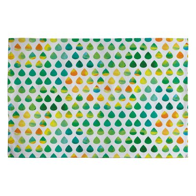 Monsoon Rain Area Rug Rug Size: 2 x 3