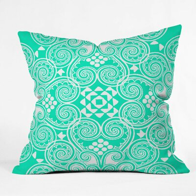 Budi Kwan Decographic Throw Pillow Size: Extra Large