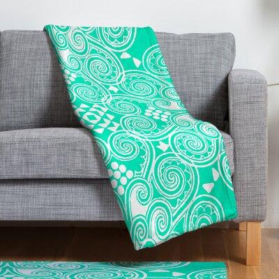 Budi Kwan Decographic Throw Blanket Size: Medium