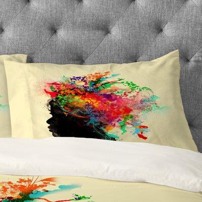 Budi Kwan Wildchild Pillowcase Size: Standard