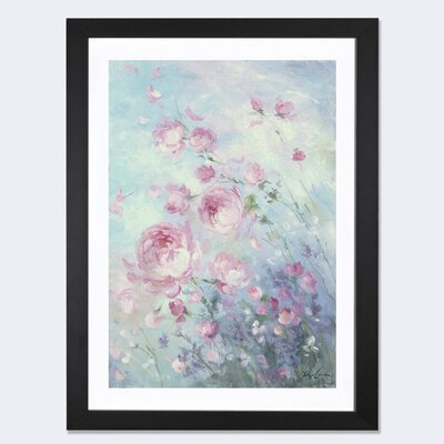 Dancing Petals Canvas Print