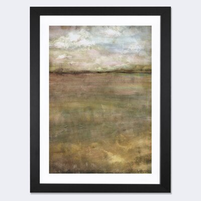 'Day Dreams of Night' by Nicole Renee Framed Painting Print ESRB7124 34657291