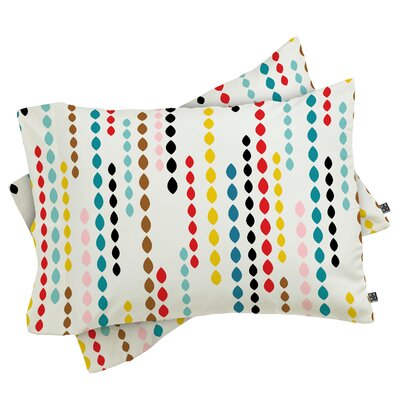 Drops Pillowcase Size: Standard