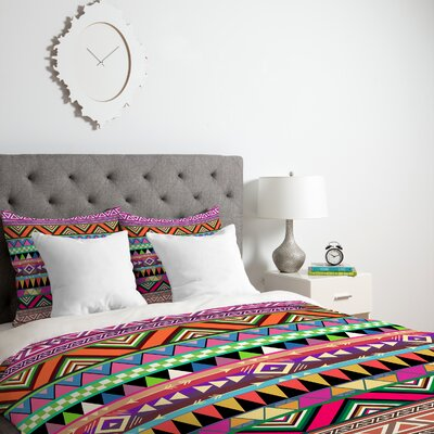 Overdose Duvet Cover Size: Twin, Fabric: Lightweight