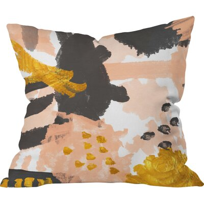Rebecca Allen Indoor/Outdoor Throw Pillow Size: 16 H x 16 W x 4 D